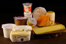 FROMAGE ET CREMERIE